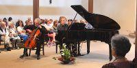Leggi tutto: Concerto di Mario Brunello e Andrea Lucchesini