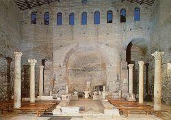 Rome, catacombs of Domitilla