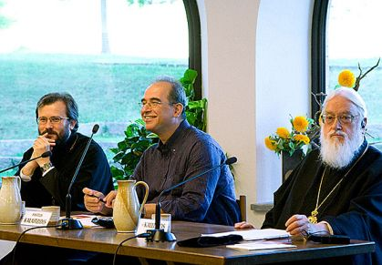 p. Kirill (Hovorun), Pantelis Kalaitzidis, + Kallistos di Diokleias